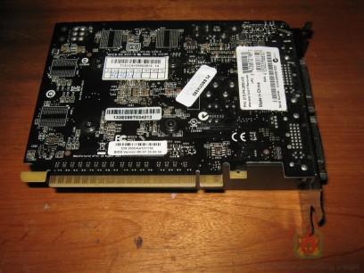 eVGA GTX650 1GB
