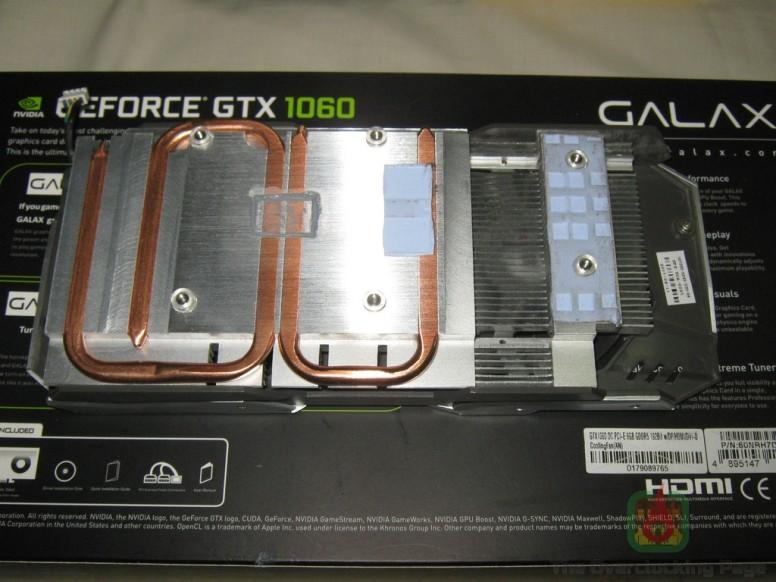 gtx1060 oc dissipador