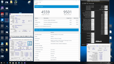 Geekbench3 - 4450 CL19